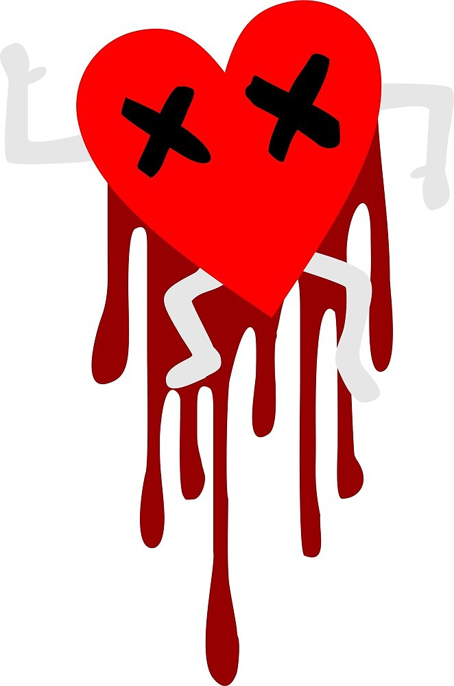 Bloody Heart by mistergoodiez