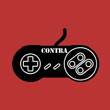Lets Play Contra by bartwoww