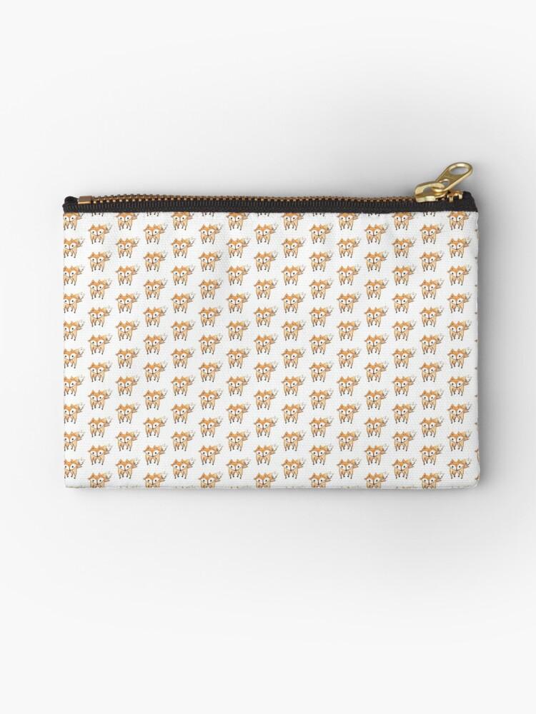 Little Fox Pattern by EPSimonds
