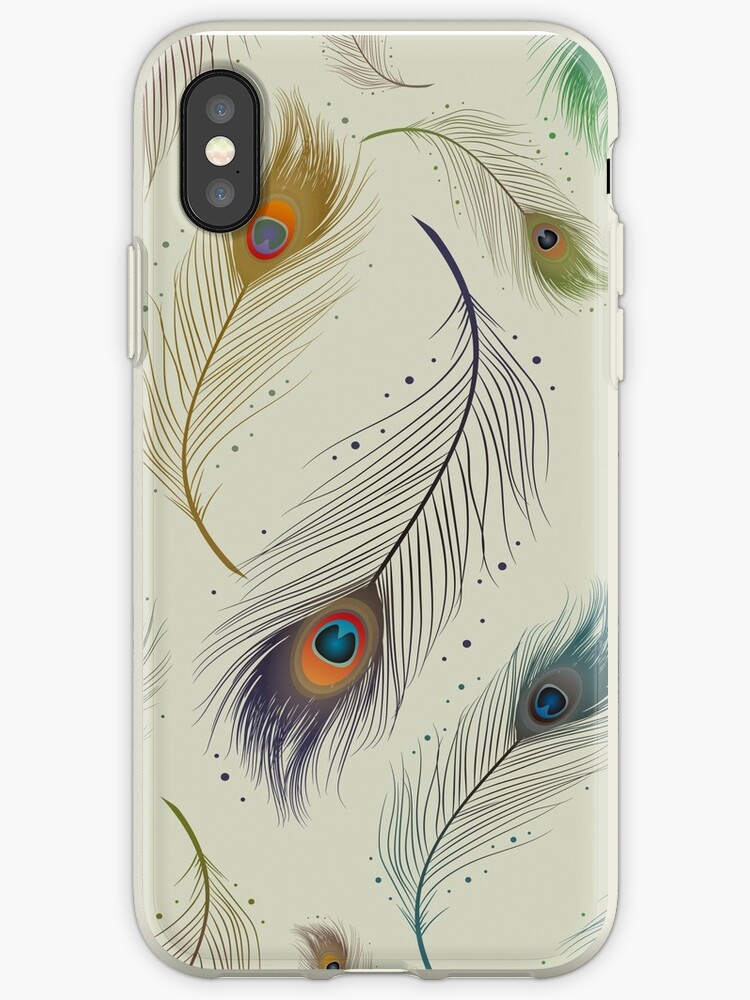 Feather Peacock Patern by LuckyJo