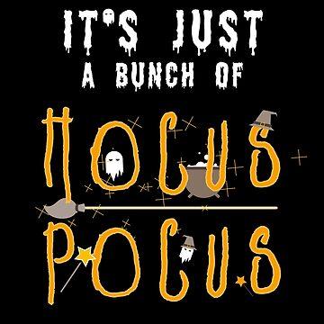 Happy Halloween Hocus Pocus by XrissyTheFirst
