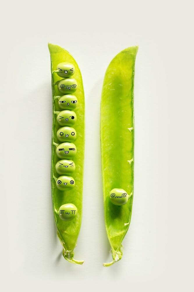 Peas by LATTECo