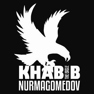khabib logo 2 by izassiko