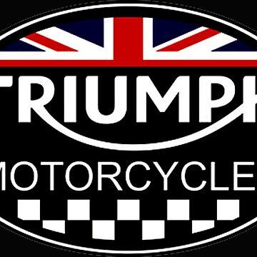 triumph motorcycle by Bonikalo