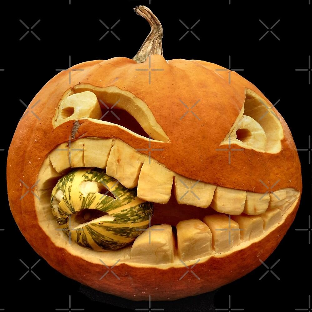 Munchin Pumpkin by Yampimon