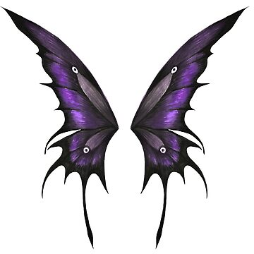 Purple wings by beckyb