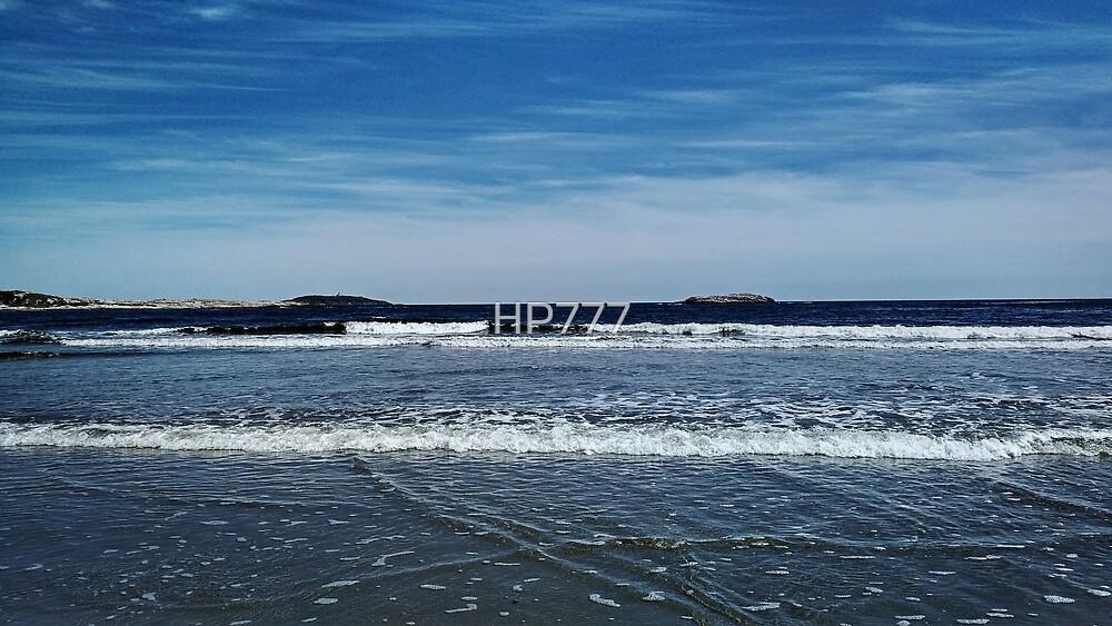 Crashing Waves Vibrant by HP777