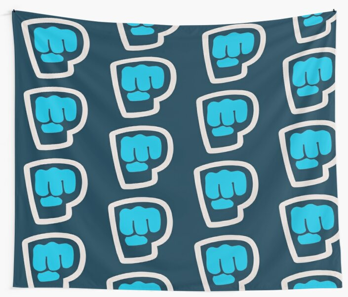 Pewdiepie Brofist Logo by Connorlikepie