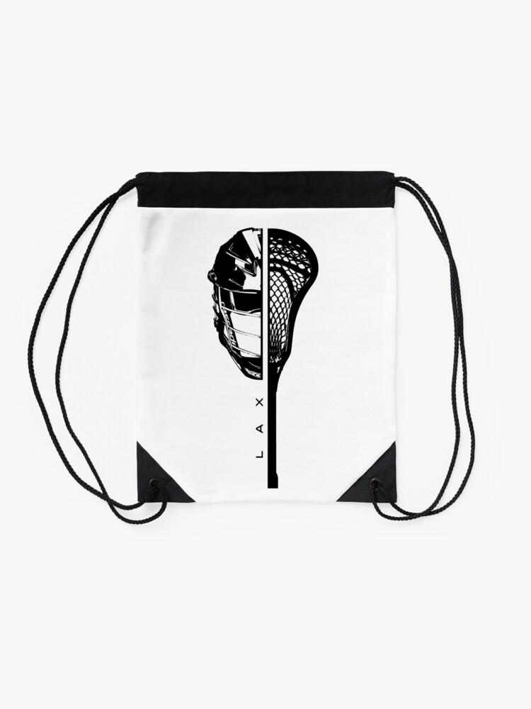 Alternate view of Lacrosse Drawstring Bag