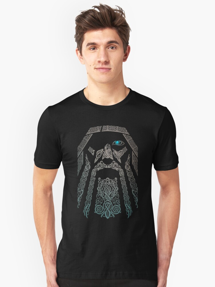 ODIN Unisex T-Shirt Front
