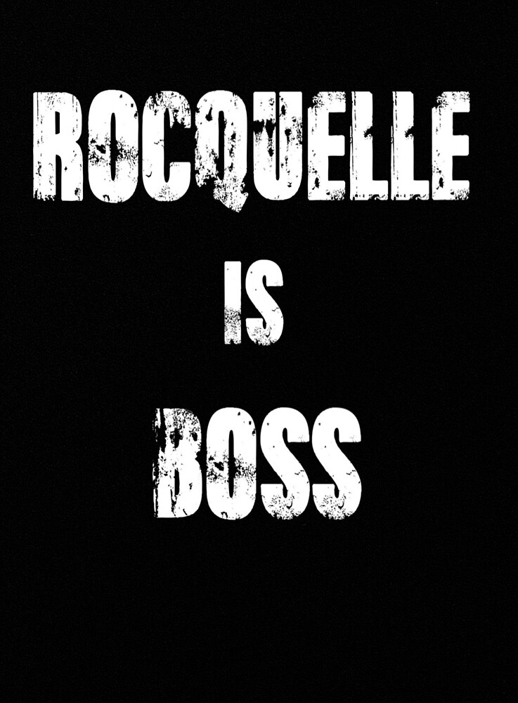 Rocquelle is Boss Collection by princessrika