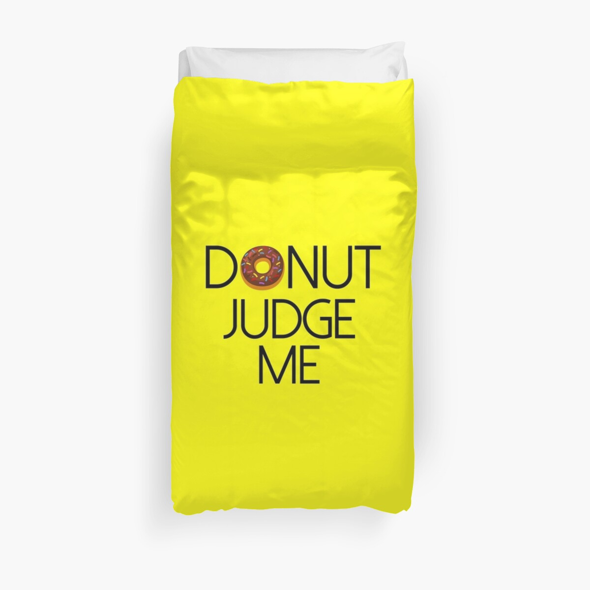 Donut Judge Me by SuperrSunday