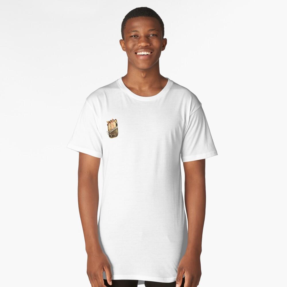 Alicja Pulit Long T-Shirt Front