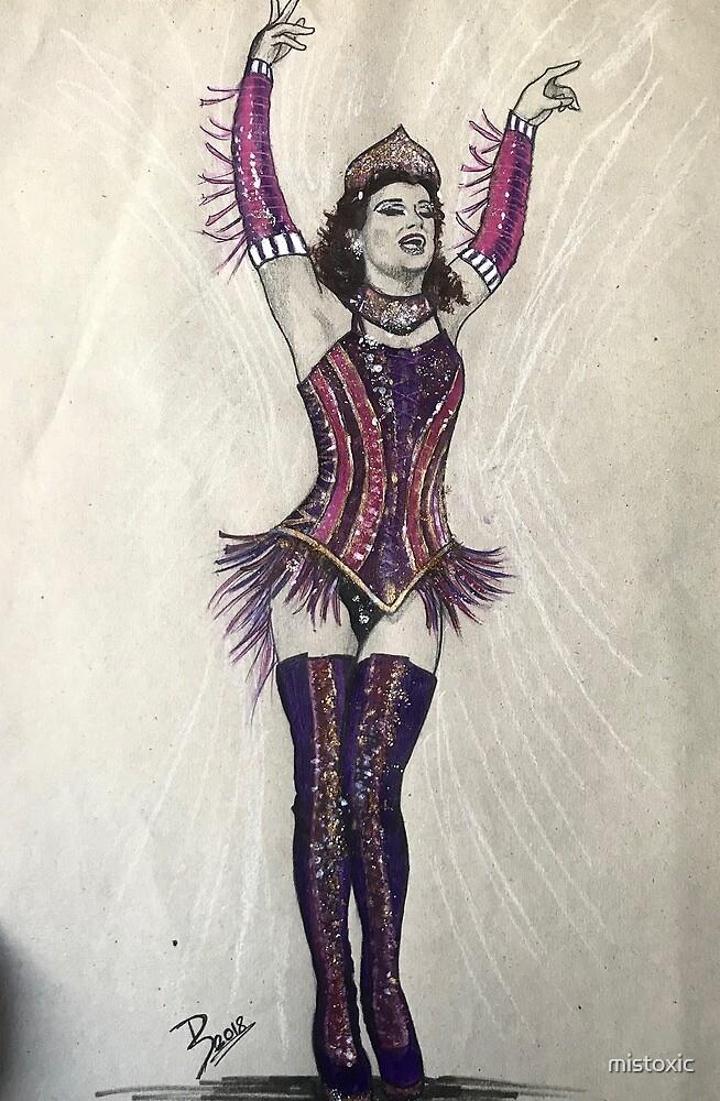 Kinky Boots Angel by mistoxic