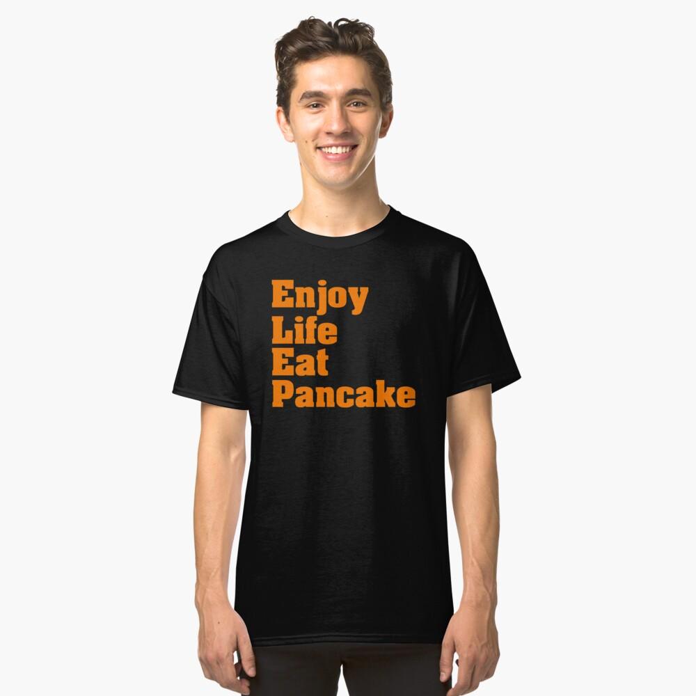 Pancake Classic T-Shirt Front