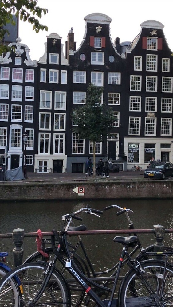 Amsterdam, Netherlands by SivKnutsen