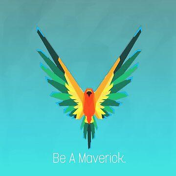 Maverick - Logan Paul by Connorlikepie