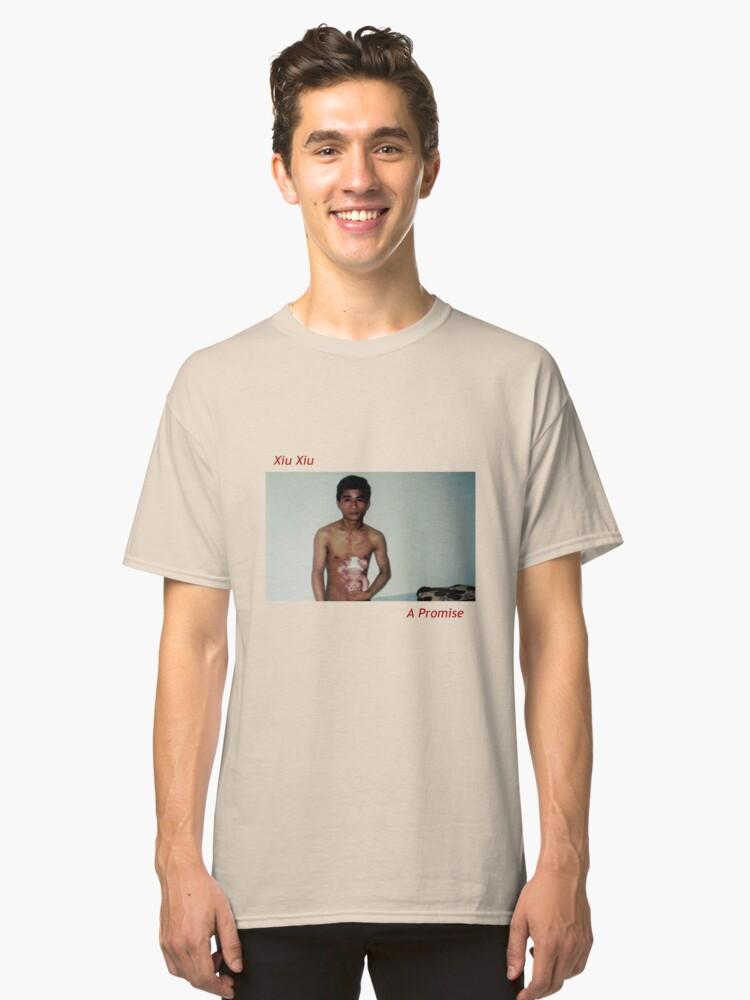 XIU XIU A PROMISE Classic T-Shirt Front