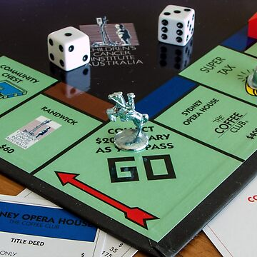 Monopoly - Board Game by DPalmer