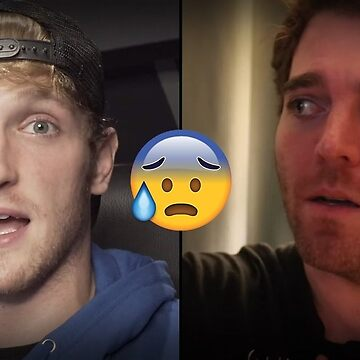 Logan Paul VS Shane Dawson by Connorlikepie