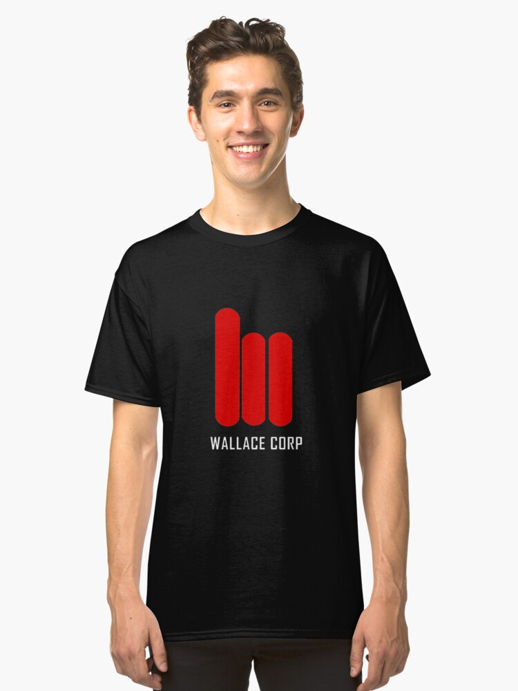 wallace corp replicant Classic T-Shirt Front