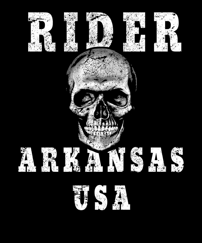 Rider Arkansas USA - Used Look Motorcycle Arkansas by DennBa