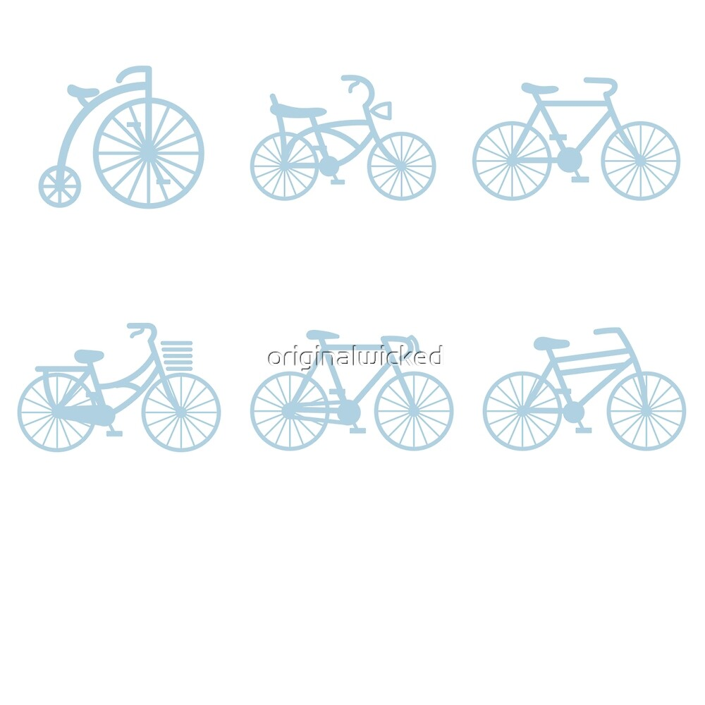 Bicycle by originalwicked