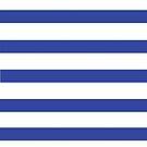 Stripes Stripey Striped Navy Blue White Stripes Nautical Sailor Hello Sailor by ladyluck777