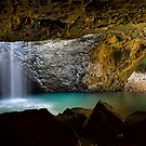 Natural Arch 3 by Michael Howard