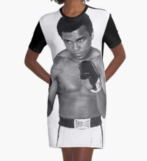 ALI Graphic T-Shirt Dress
