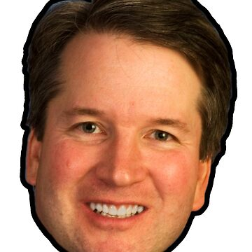 Brett Kavanaugh - Face 2 by DeplorableLib
