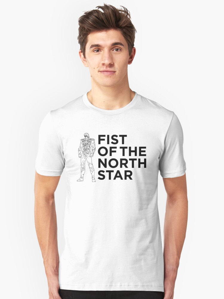 Fist of the North Star Unisex T-Shirt Front