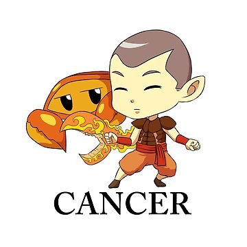 Cancer Zodiac Chibi by Gaviniko