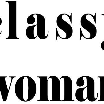 classy woman - light by DeplorableLib