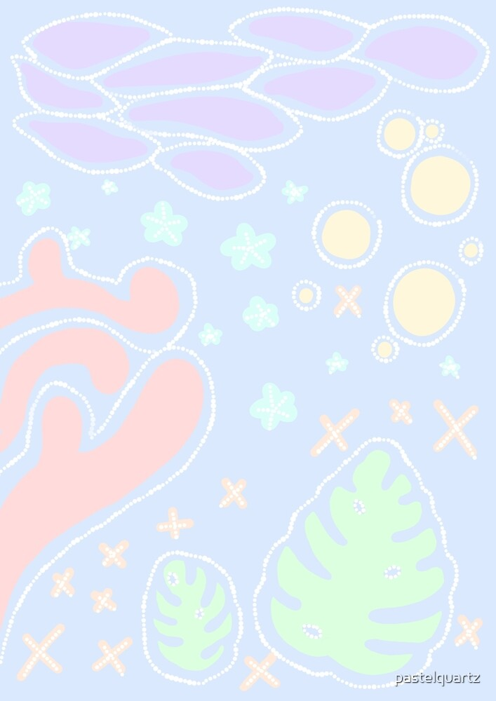Pastel patterns by pastelquartz