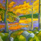 A Magical Wilderness by Veikko  Suikkanen
