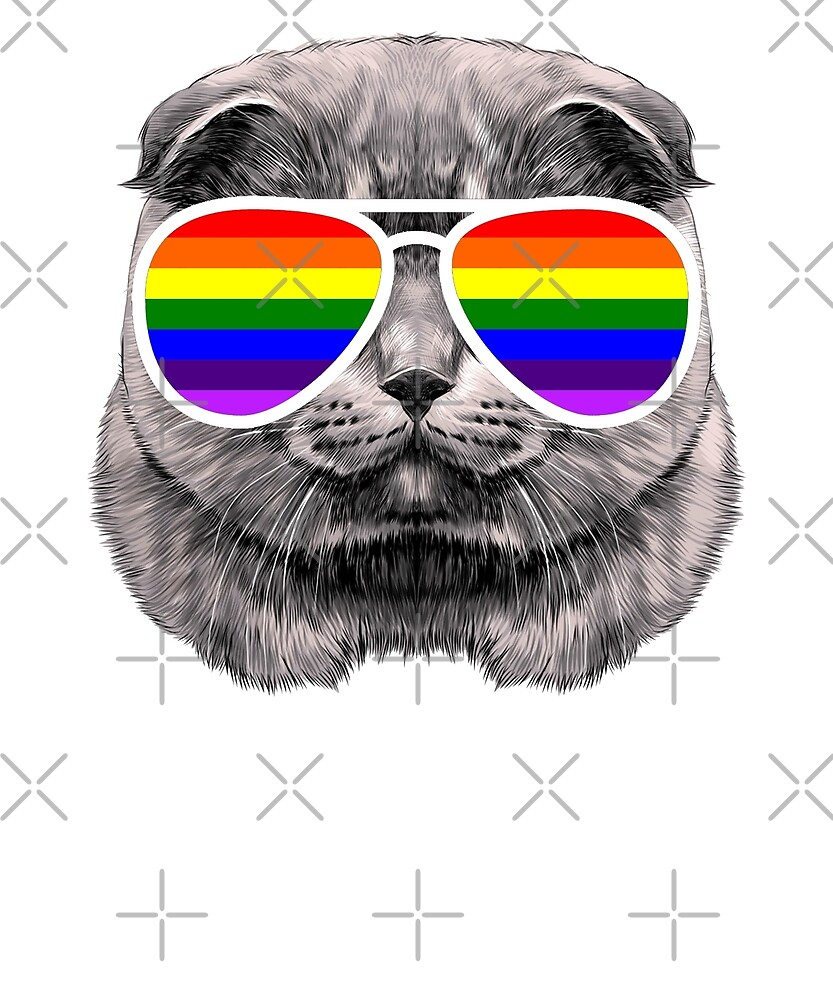 Meow People LGBT T shirt by FlySix2129