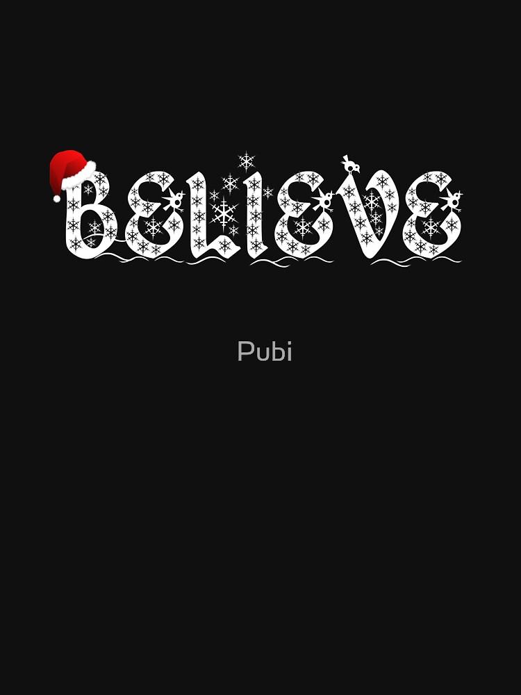 Christmas Santa Claus Santa Winter Gift by Pubi