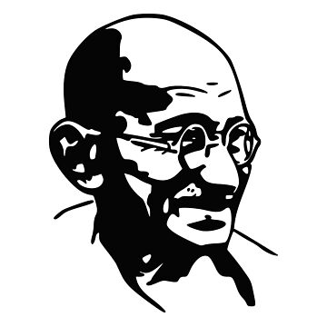 GANDHI WISDOM by imagodesign