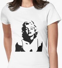 MARILYN Women's Fitted T-Shirt