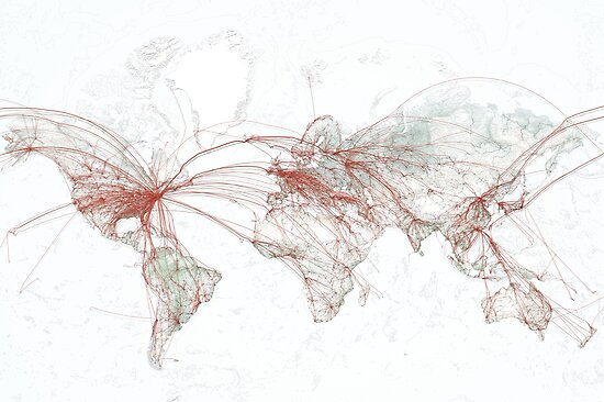 Flights to New York by moovel lab