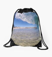 City Beach Alive Drawstring Bag