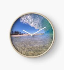 City Beach Alive Clock