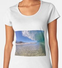 City Beach Alive Women's Premium T-Shirt