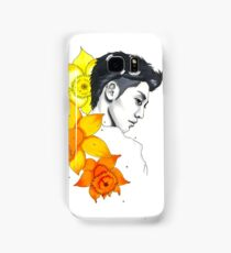 I am your FLOWER BOYFRIEND || Kwangmin Samsung Galaxy Case/Skin