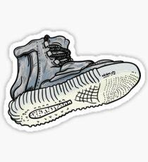 Yeezy Boost Grunge Sticker