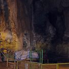 270 degrees Panorama inside Batu caves by Tridib Ghosh