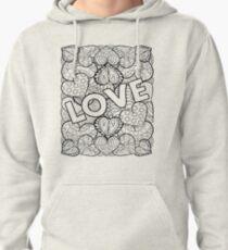LOVE ART Pullover Hoodie