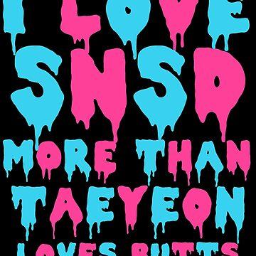 Taeyeon by GenesisDesigns