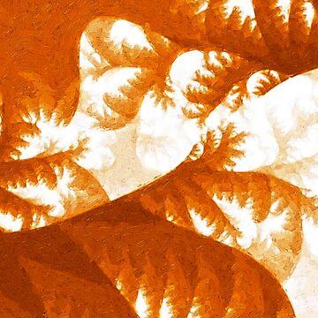 Growth 1 Orange by TravelPhotoArt